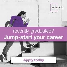 Arendt & Medernach recruitment day