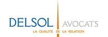 Lien vers le site web de notre partenaire Delsol Avocats