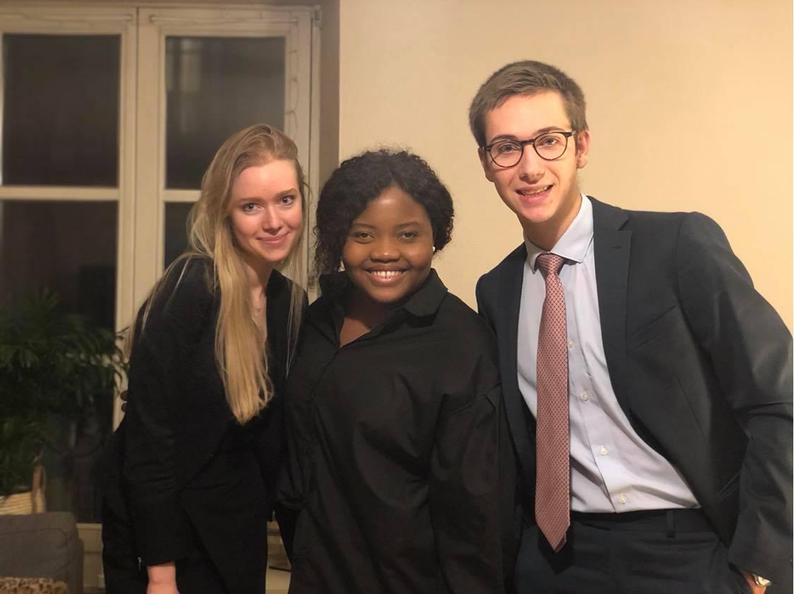 Victoire au défi Paris Saclay / White & Case
