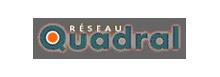 Réseau Quadral
